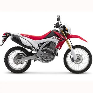 Honda CRF250L and M Motorcycles Parts and Accessories