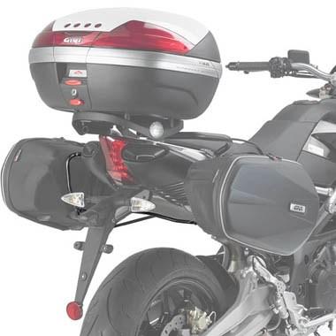 Givi TE6700 Easylock Pannier Holders Aprilia Dorsodura 1200