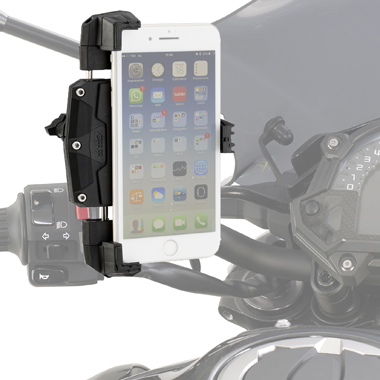 Givi S920L Universal Smart Phone Clip Holder