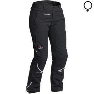 Halvarssons Wish lady Laminate Motorcycle Trousers Short Leg