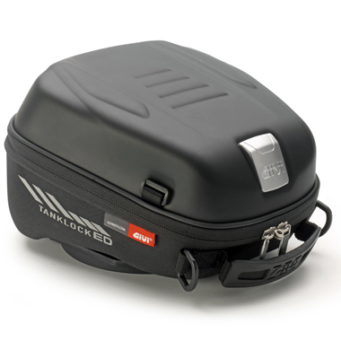 Givi ST605 Tanklocked Motorcycle Tank Bag 5 Litre