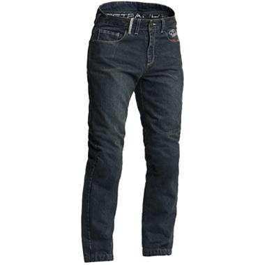 Lindstrands Macan Aramid Denim Motorcycle Jeans Short Leg