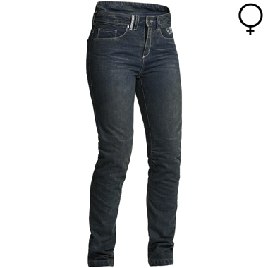 Lindstrands Macan Lady Aramid Denim Motorcycle Jeans