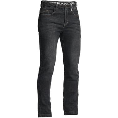 Lindstrands Mayson Motorcycle Jeans Black