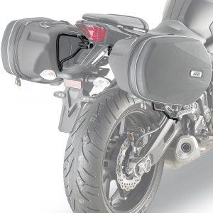 Givi TE2140 soft pannier holders Yamaha MT07 2018 on
