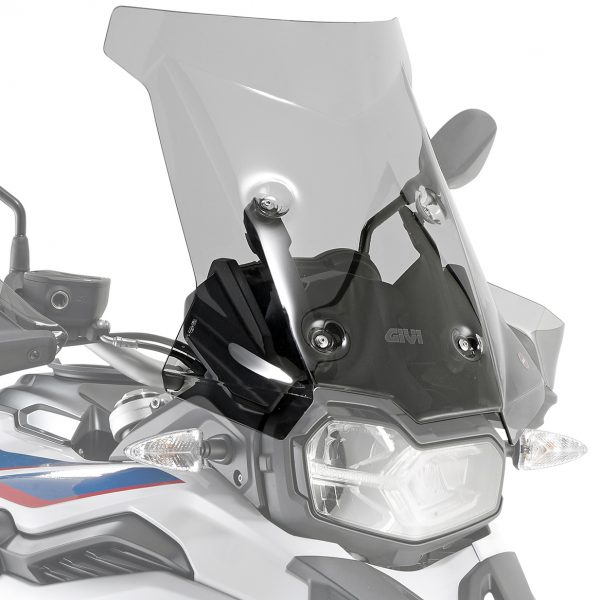 Givi D5127S Motorcycle Screen BMW F750GS 2018 on Smoke