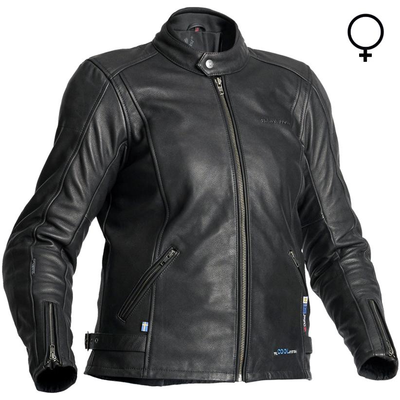 Halvarssons Cambridge Waterproof Leather Motorcycle Jacket
