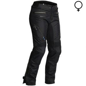 Halvarssons W Pants Textile Motorcycle Trousers Lady Short Leg