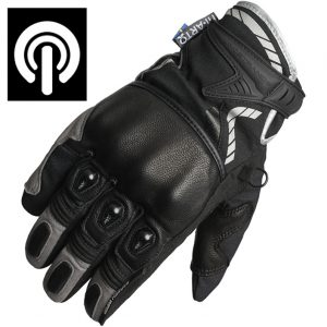 Lindstrands knock Short Motorcycle Gloves
