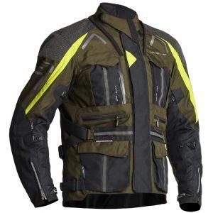 Lindstrands Oman Textile Motorcycle Jacket Kiwi