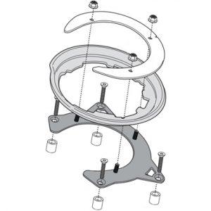 Givi Tanklock Fitting Kits