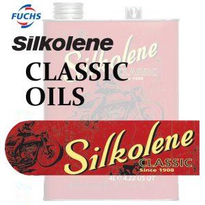 Silkolene Classic Motorcycle Oil