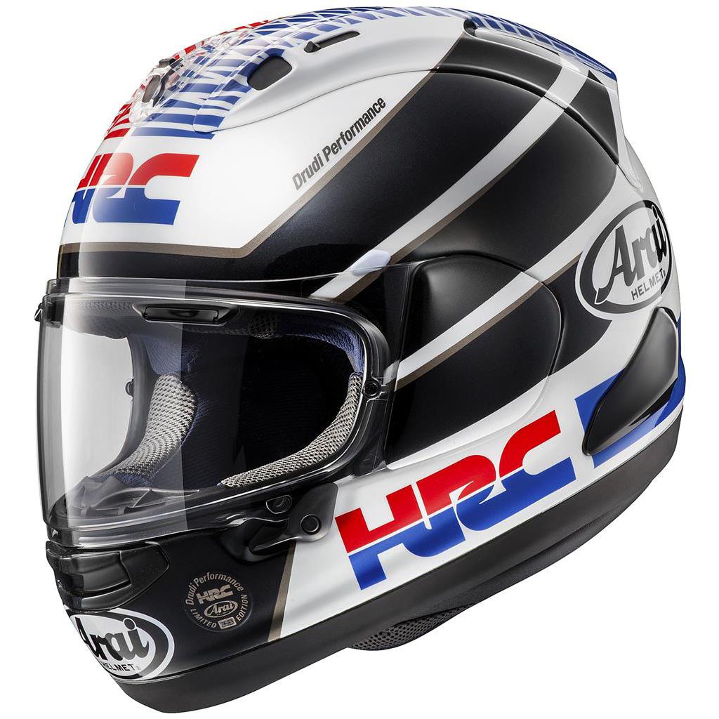 Arai RX7V Motorcycle Helmet HRC LTD