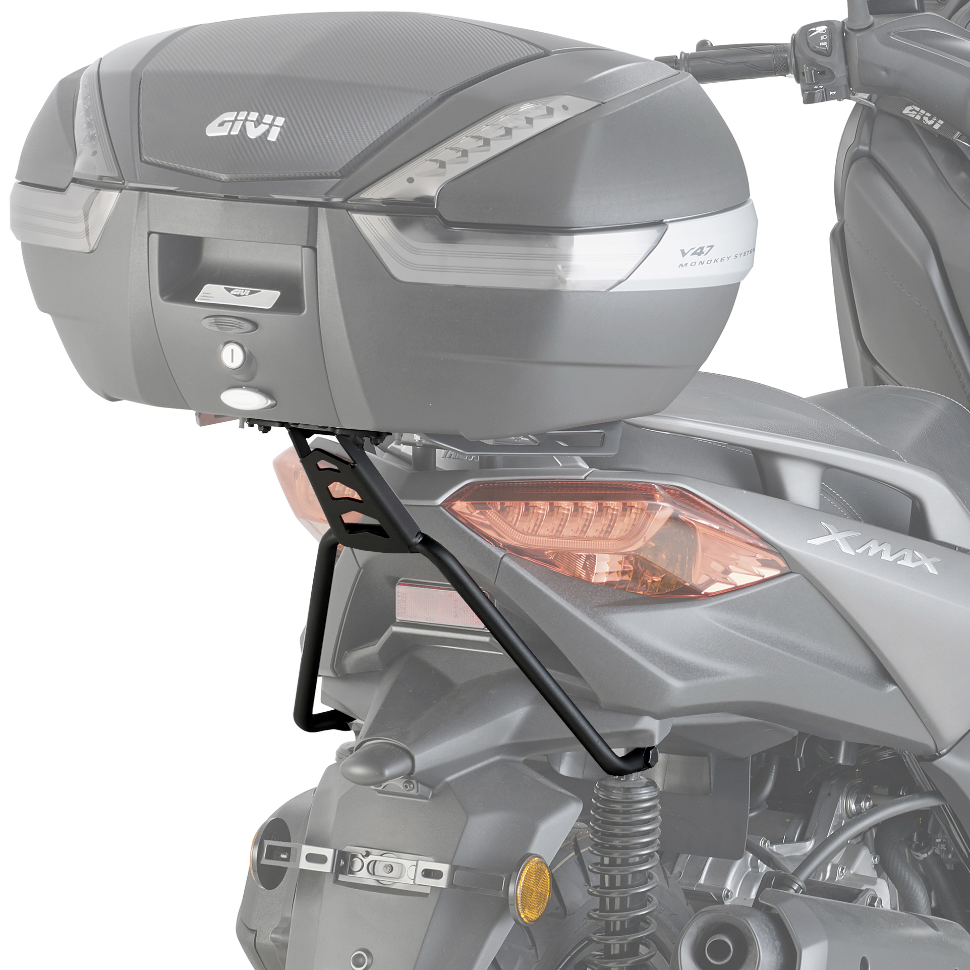 Givi SR2136 Rear Carrier Yamaha X Max 125 2018 on