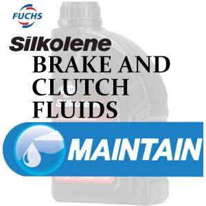 Silkolene Motorcycle Brake and Clutch Fluids