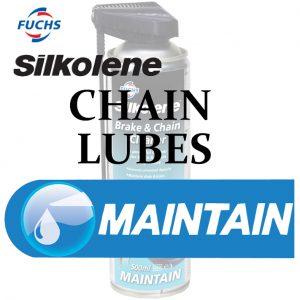 Silkolene Motorcycle Chain Lubes