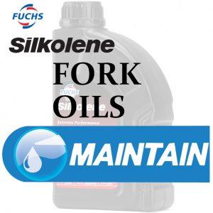 Silkolene Motorcycle Fork Oils