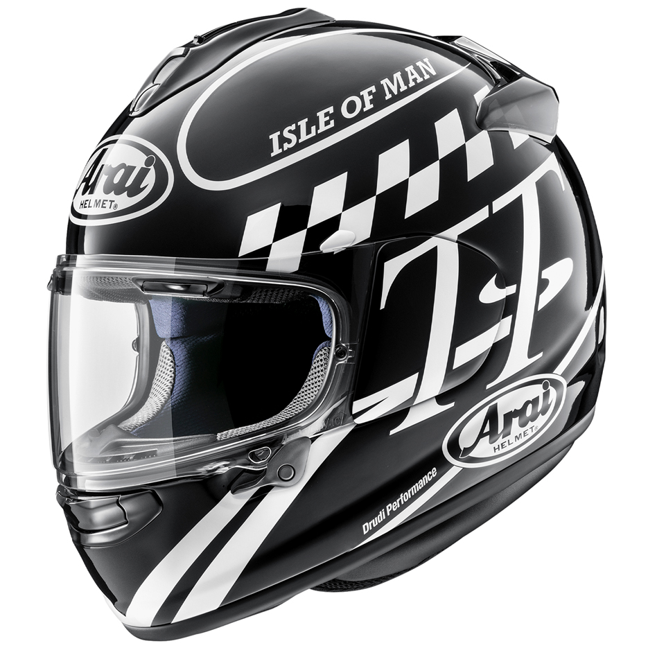 Arai Chaser X Motorcycle Helmet Classic TT