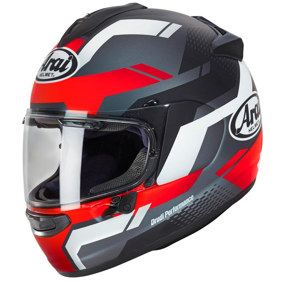 Arai Chaser X Motorcycle Helmet Cliff Black