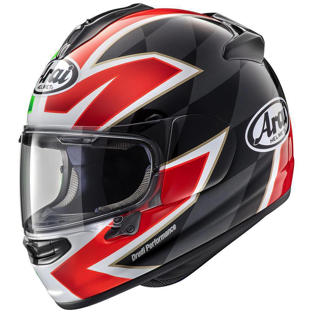 Arai Chaser X Motorcycle Helmet League Italy