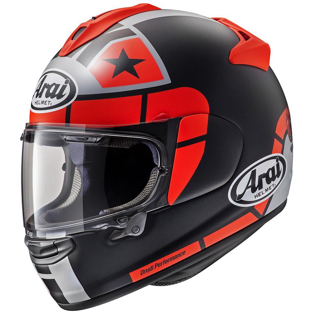 Arai Chaser X Motorcycle Helmet Maverick GP