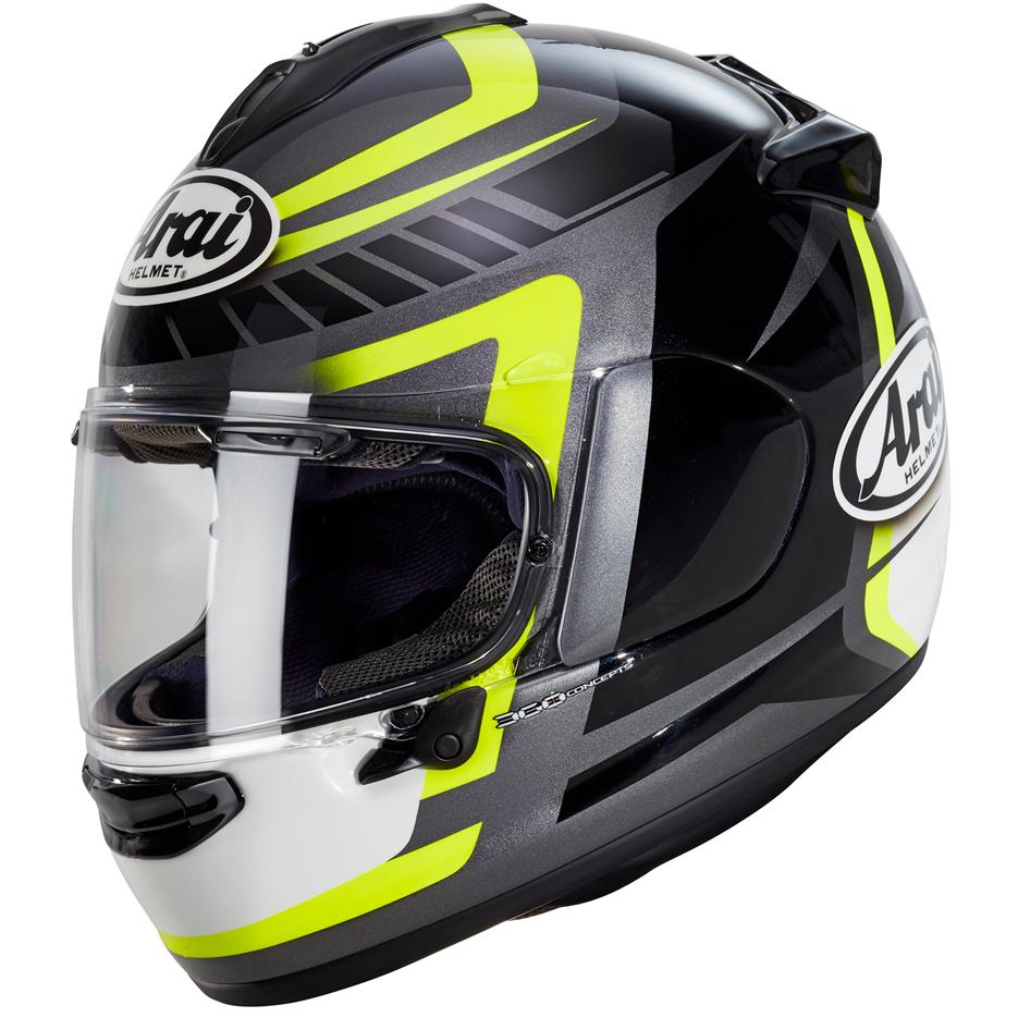 Arai Chaser X Motorcycle Helmet Pace Grey