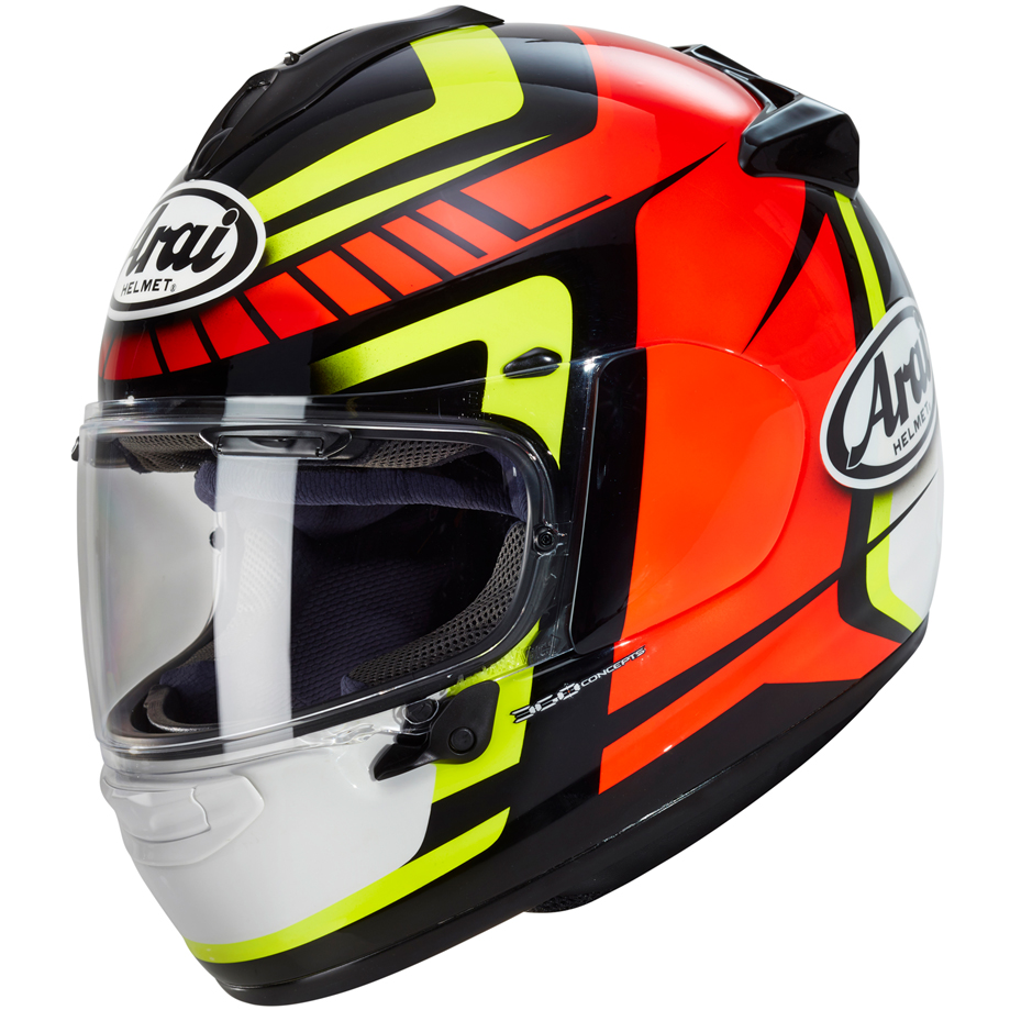 Arai Chaser X Motorcycle Helmet Pace Red