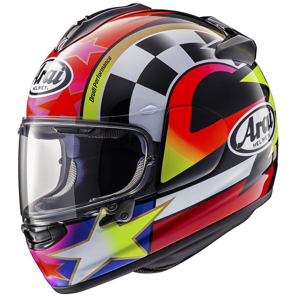 Arai Chaser X Motorcycle Helmet Schwantz 95
