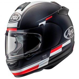 Arai Debut Motorcycle Helmet Blaze Black White