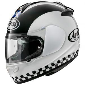 Arai Debut Motorcycle Helmet Flag Saltire