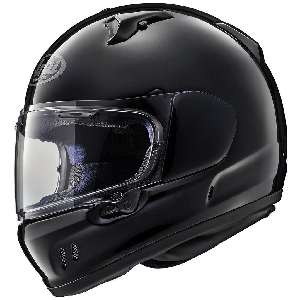 Arai Renegade V Motorcycle Helmet Black