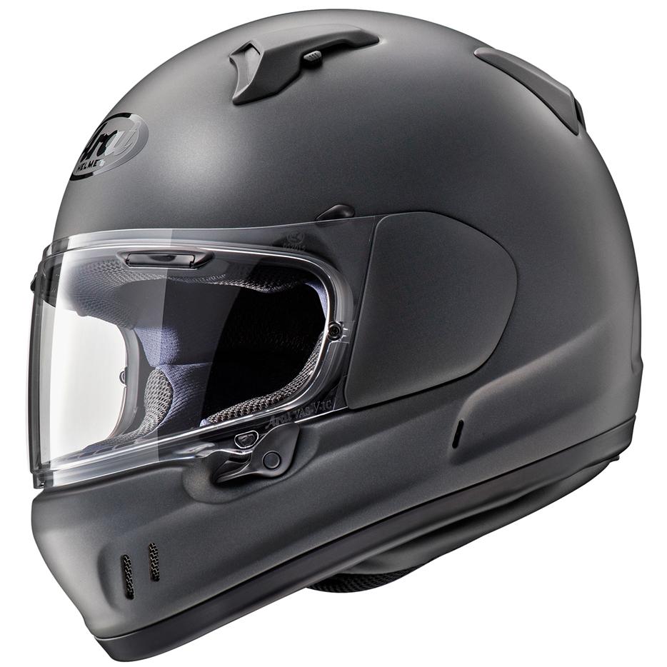 Arai Renegade V Motorcycle Helmet Frost Gun Metal
