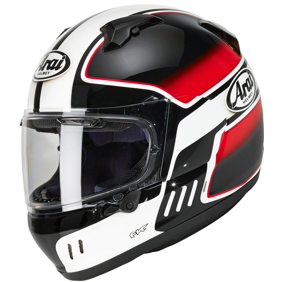 Arai Renegade V Motorcycle Helmet Shelby Black