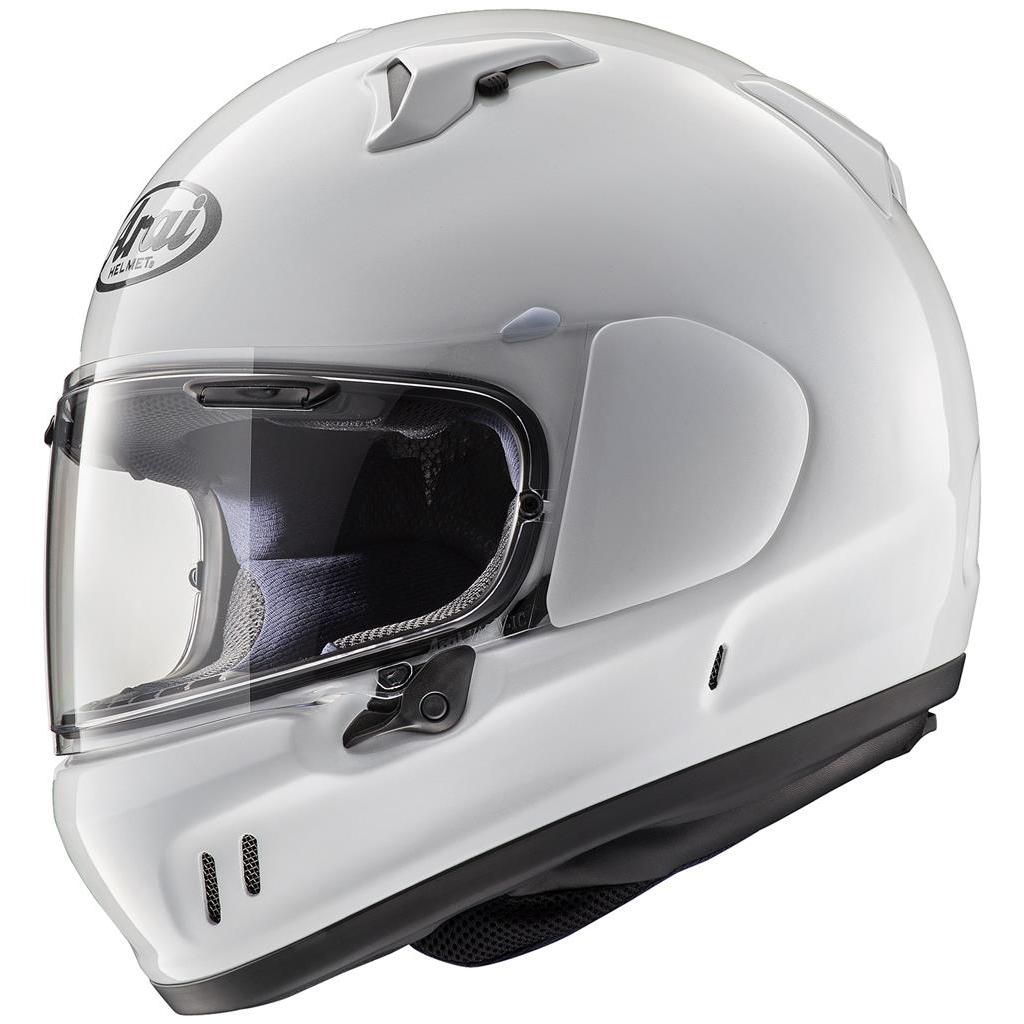Arai Renegade V Motorcycle Helmet White