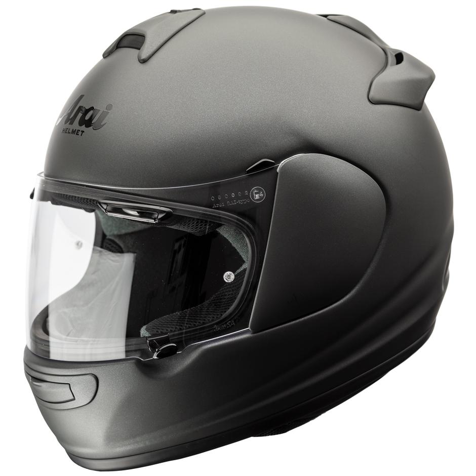 Arai Debut Motorcycle Helmet Gun Metallic Frost