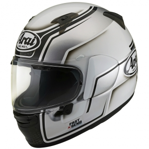 Arai Profile V Motorcycle Helmet Bend White