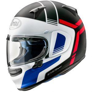 Arai Profile V Motorcycle Helmet Tube Red
