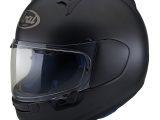 Arai Profile V Motorcycle Helmet Frost Black