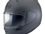 Arai Profile V Gun Metal Frost Motorcycle Helmet