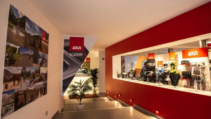 Givi's 40th Celebration 1978 to 2018 within the Motorcycling Industry