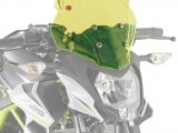 Givi 4125GR Motorcycle Screen Kawasaki Z125 2019 on Green
