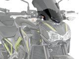Givi A4118 Motorcycle Screen Kawasaki Z900 2017 on Smoke