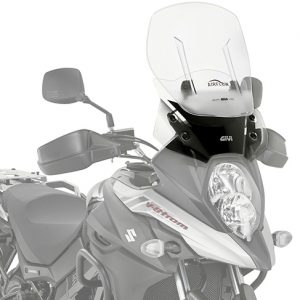Givi AF3112 Motorcycle Screen Suzuki DL650 VStrom 2017 on Clear