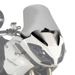 Givi D225ST Motorcycle Screen Triumph Tiger Sport 1050 2013 on Clear
