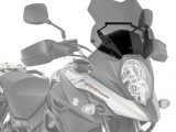 Givi D3112B Motorcycle Screen Suzuki DL650 VStrom 2017 on Smoke