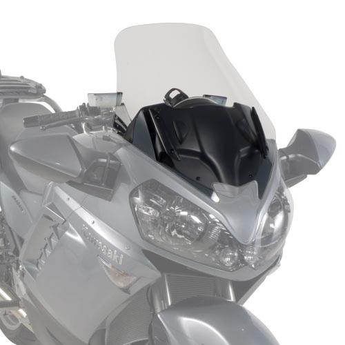 Givi D407ST Motorcycle Screen Kawasaki GTR1400 2007 to 2015 Clear