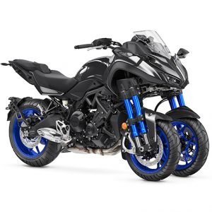 Yamaha Niken 900 Motorcycles