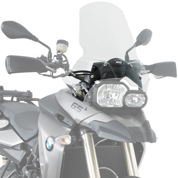 Givi 333DT Motorcycle Screen BMW F650 GS 2008 on Clear