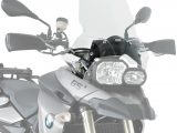 Givi 333DT Motorcycle Screen BMW F800GS 2008 on Clear