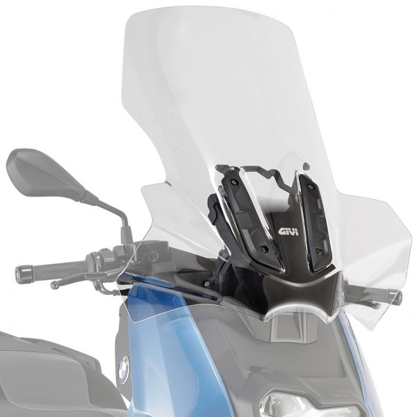 Givi 5130DT Motorcycle Screen BMW C 400 X 2019 on Clear